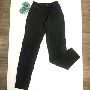 Wrangler Vintage Denim High Waisted Mom Jeans